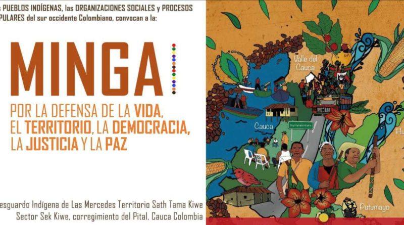 Imagen tomada del consejo regional indígena