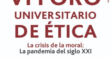 Invitación al VI Foro Universitario de Ética: la crisis de la moral, la pandemia del siglo XXI