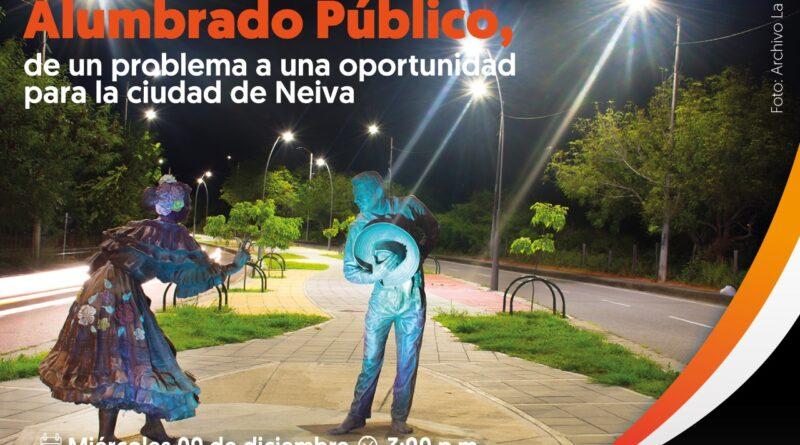 En foro organizado por la  Cámara de Comercio se analizaron los pro y los contras del proyecto de Alumbrado Público que debate el Concejo de Neiva