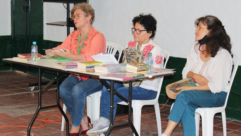 Diálogos entre culturas: II Encuentro de escritores del Macizo Colombiano