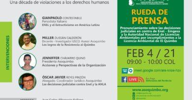 Los jueces confirman la responsabilidad de Enel – Emgesa y la ANLA en múltiples afectaciones al ecosistema y a las comunidades derivadas de El Quimbo