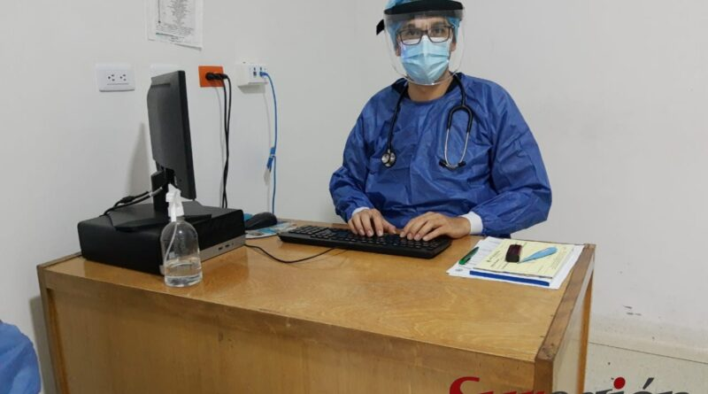 Personal de la salud en Pitalito y San Agustin afronta altos riesgos para salvar las vidas de los pacientes de Covid-19