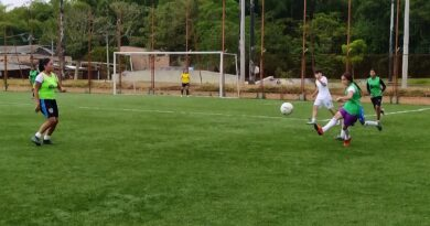 El sueño de muchas niñas: ser futbolistas profesionales